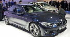 Реалистичный дебют BMW 4-Series Gran Coupe