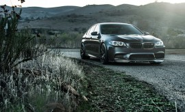 Vorsteiner BMW F10 M5 Singapore Gray