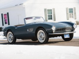 1958 BMW 507 Series II Roadster за $2,400,000